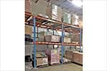 Structural Push Back Pallet Racking