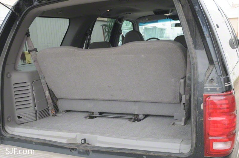 Ford - Cargo Area