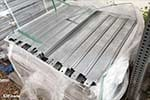 Pallet Rack and Wire Decking Supports