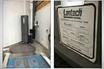 Lantech Q300 Stretch Wrapper & Plate